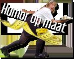 FT-Logo Humor op maat